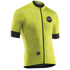 LEMONADE JERSEY SHORT SLEEVES NORTHWAVE Rozmiar: S, M, L, XL, XXL, 3XL Kolor: LEMON