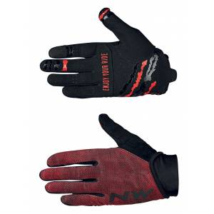 MTB AIR 3 F.GLOVES NORTHWAVE Rozmiar: S, M, L, XL, XXL Kolor: LOBSTER ORAN./BLACK