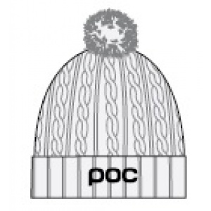 POC CABLE BEANIE POC Rozmiar: TU Kolor: HYDROGEN WHITE, URANIUM BLACK, COPPER RED, ANTIMONY BLUE, RHODIUM BEIGE