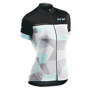 ORIGIN WOMAN JERSEY SHORT SLEEVES NORTHWAVE Rozmiar: XS, S, M, L, XL, XXL Kolor: BLACK/LIGHTGREY, GREEFRS/ORANGE, PINK/LIGHTGREY