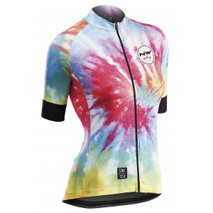 HIPPIE W JERSEY SHORT SLEEVES SWITCH LINE NORTHWAVE Rozmiar: XS, S, M, L, XL, XXL Kolor: RAINBOW