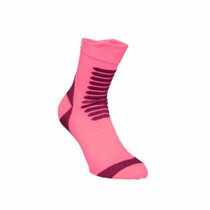ESSENTIAL MTB STRONG SOCK POC Rozmiar: M, L, S Kolor: ZINK MULTI ORANGE, URANIUM MULTI BLACK, FLEROVIUM MULTI PINK, STIBIUM MULTI BLUE
