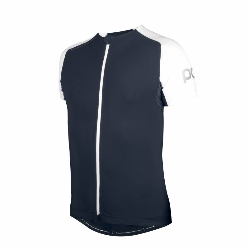 AVIP BACKPROTECTION JERSEY POC Rozmiar: M, L, XL Kolor: NAVY BLACK/HYDROGEN WHITE