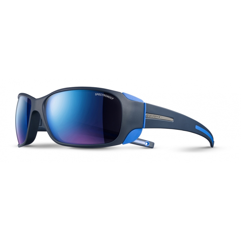 MONTEBIANCO JULBO Rozmiar: L Kolor: BLUE / BLUE / ORANGE, DARK BLUE / BLUE